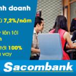 Vay vốn kinh doanh Sacombank