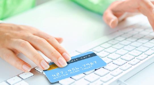 Mở thẻ tín dụng ngân hàng