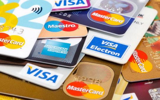 Vay vốn ngân hàng theo thẻ tín dụng
